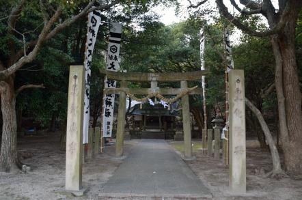 大久野島神社