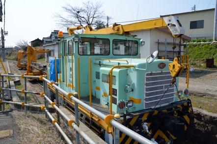 養老鉄道 保線車両