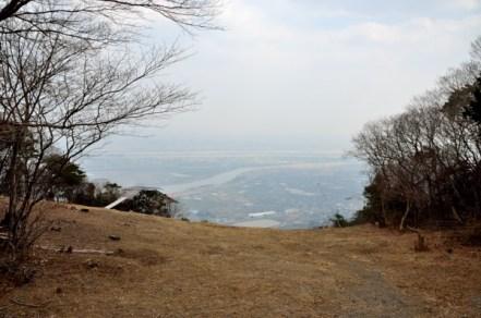 石津御岳 パラグライダー