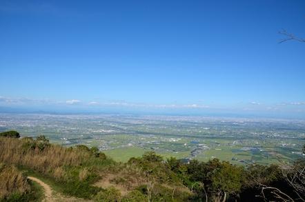 小倉山 山頂
