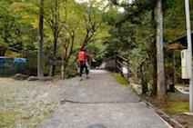 小秀山 二の谷ルート