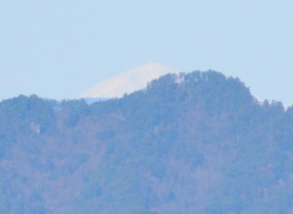 猿啄城展望台 北アルプス
