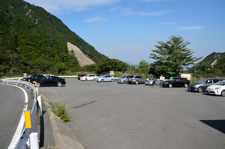 鎌ヶ岳 武平峠 駐車場