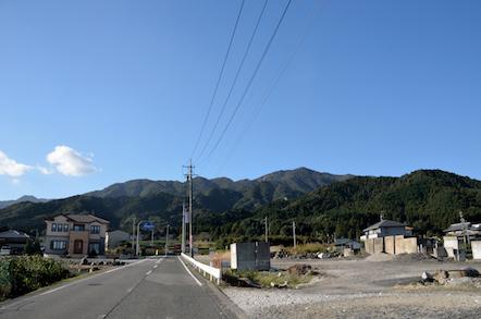 入道ヶ岳 登山