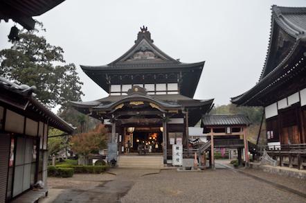 関善光寺 本堂