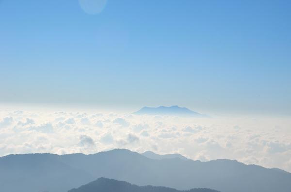 アルプス展望台 御嶽山