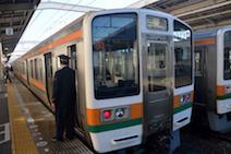 東海道線 三島行き普通列車