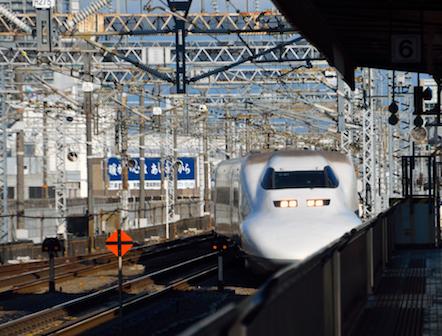 東海道新幹線 静岡駅