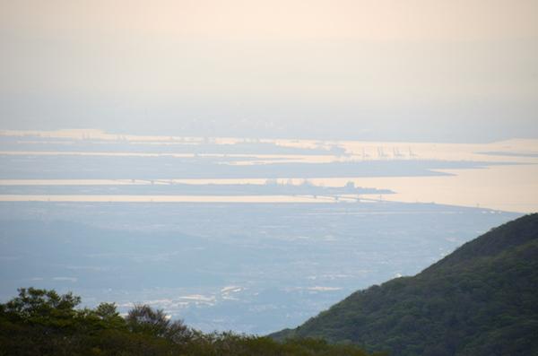 イブネ 木曽三川河口方面