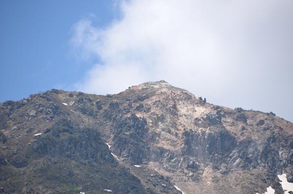 上高地 大正池 焼岳