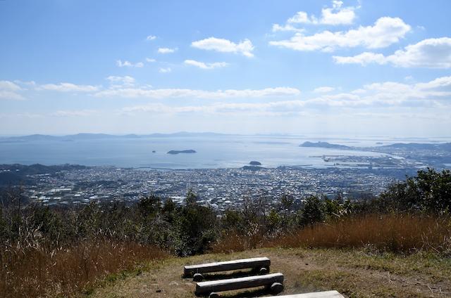 五井山 山頂