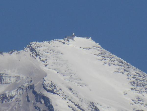 富士山 山頂 剣ヶ峰