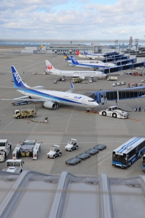 中部国際空港 セントレア
