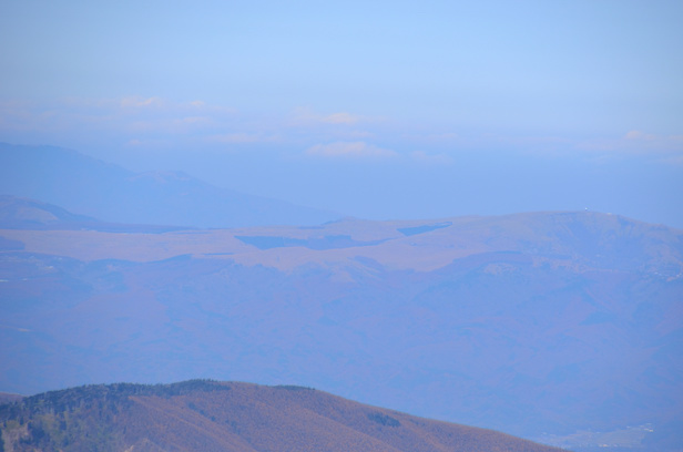 仙丈ヶ岳から八島ヶ原湿原