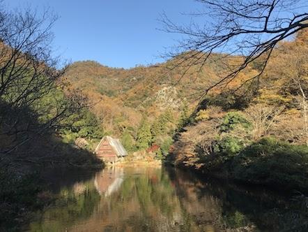 百々ヶ峰 松尾池
