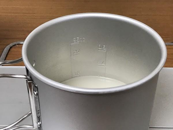 お米1合 水200ml