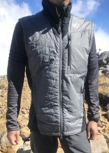 ミレー トイ ライト コンポジツト ジャケツト 御嶽山での着用感