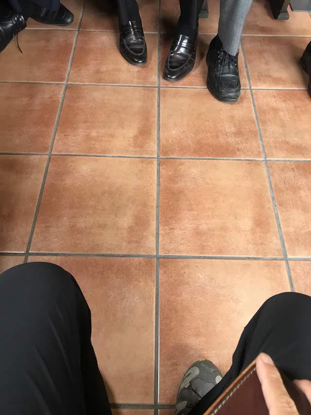 喫茶マウンテン 空席待ち