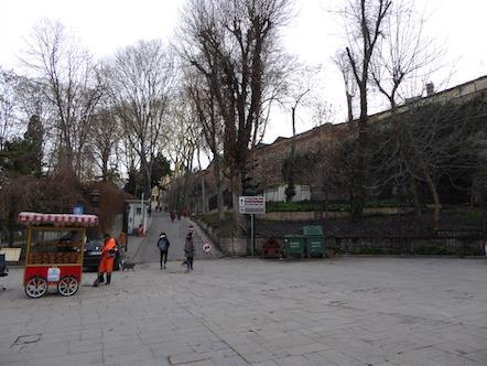 イスタンブール 旧市街地