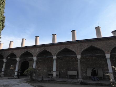 トプカプ宮殿 台所