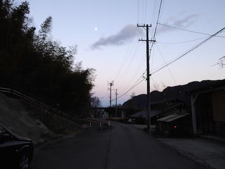 城山(猿啄城展望台)登山道