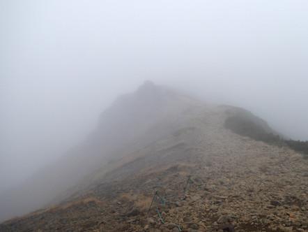 赤岳 赤岳展望荘