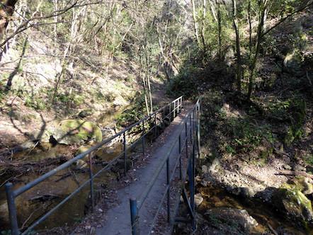 八曽の滝(山伏の滝)