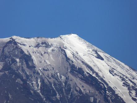 ふもとっぱらキャンプ 富士山 山頂
