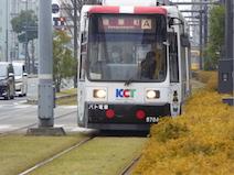 熊本駅 路面電車