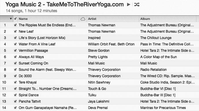 YogaMusicTakeMeToTheRiverYoga2
