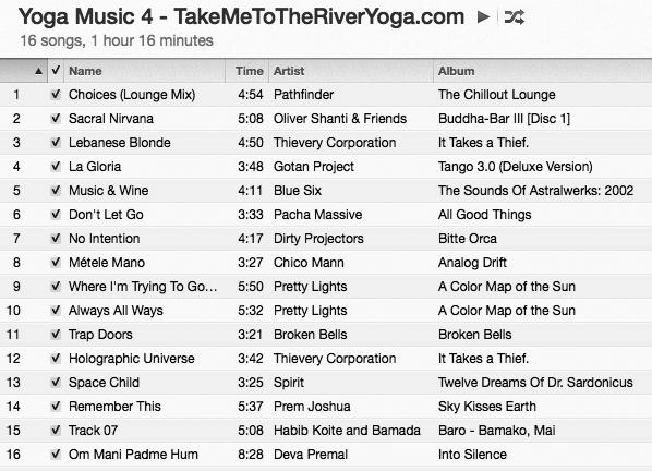 YogaMusicTakeMeToTheRiverYoga4