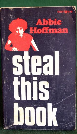 Asteya or steal this book