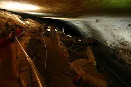 Natural Entrance Trail, Carlsbad Caverns