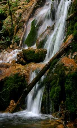 Glenwood Canyon Colorado, Hanging Lake Trail, Waterfall
