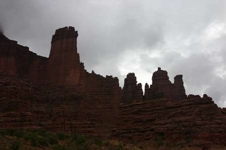 Fisher Towers, Upper Colorado River Scenic Byway