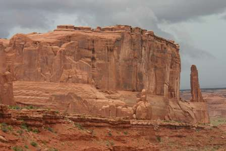 Park Avenue, Arches National Park