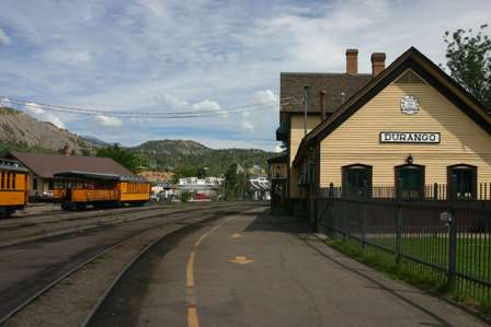 Durango Silverton Narrow Gauge Railroad Station