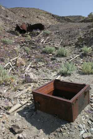 Keane Wonder Mine, Death Valley National Park