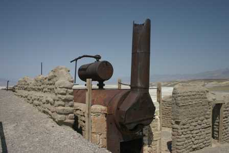 Harmony Borax Works, Death Valley National Park