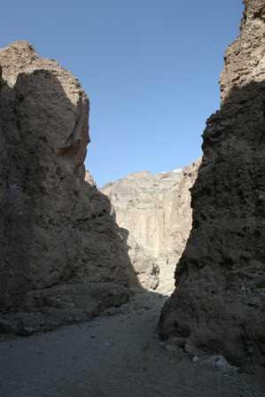 Death Valley National Park - Natural Bridge Trail