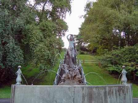 Haller Fountain, Port Townsend Washington