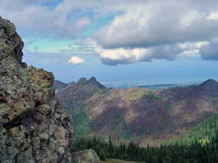 Hurricane Hill Nature Trail, Olympic National Park