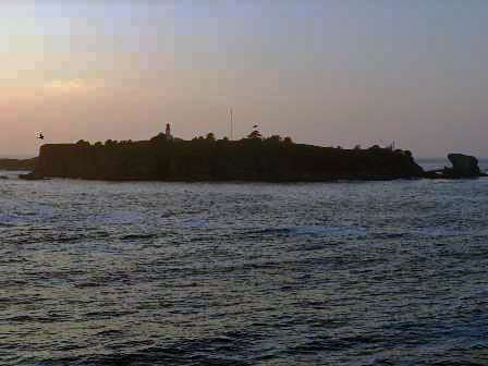 Cape Flattery at Sunset, Tatoosh Island