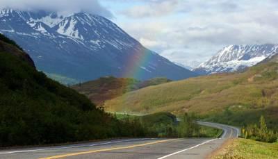 May Road Trip: Alaska