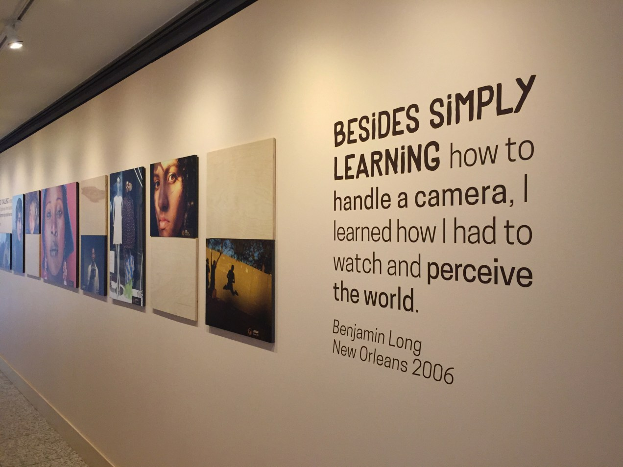 photo camp - a decade of storytelling exhibit at the national geographic headquarters
