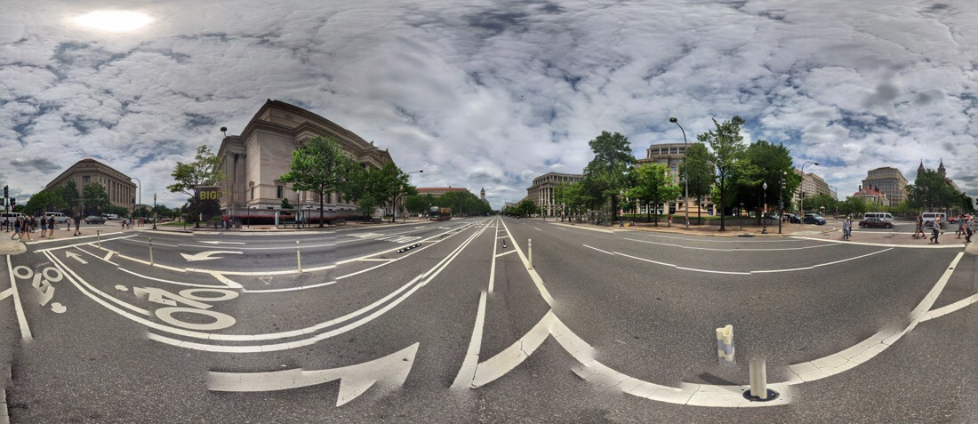 pennsylvania ave nw in washington dc