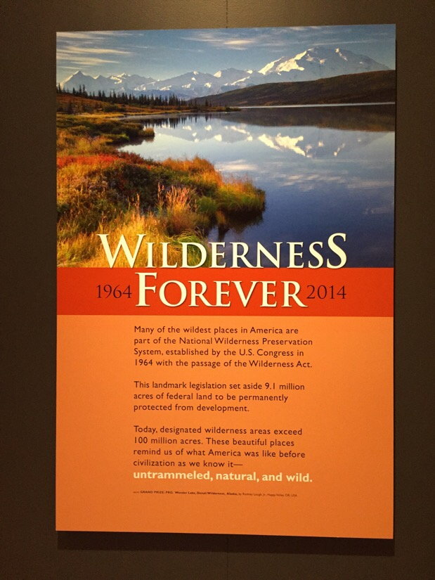 wildness forevef photography exhibit at the national museum of natural history in washington dc
