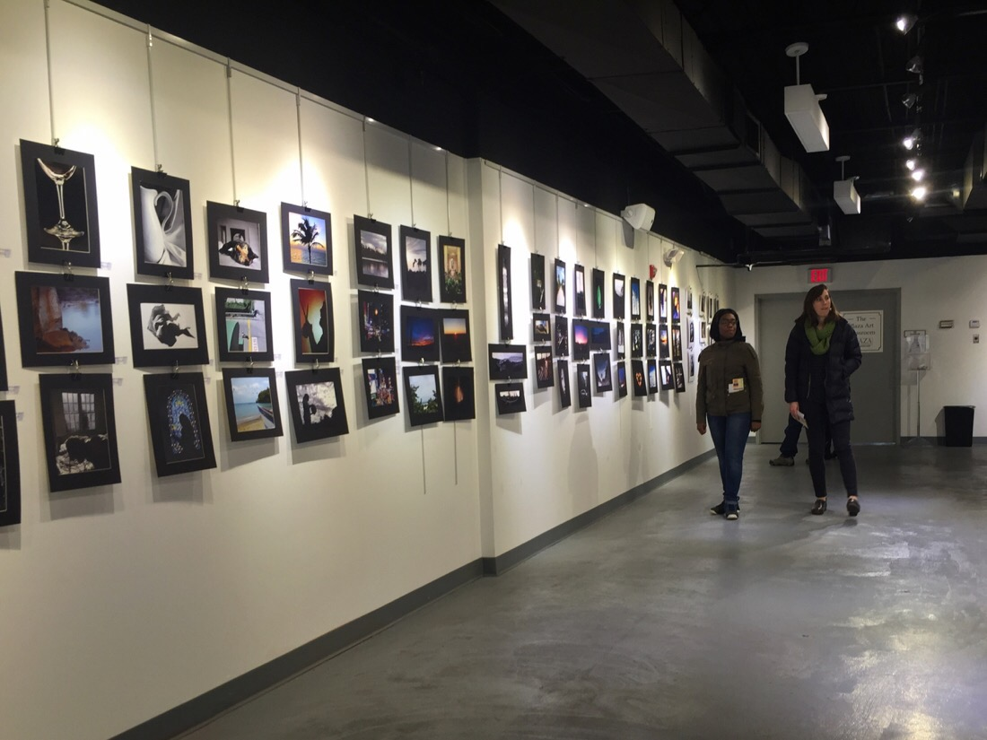 montgomery county high school photography exhibit at washington artworks in bethesda, md