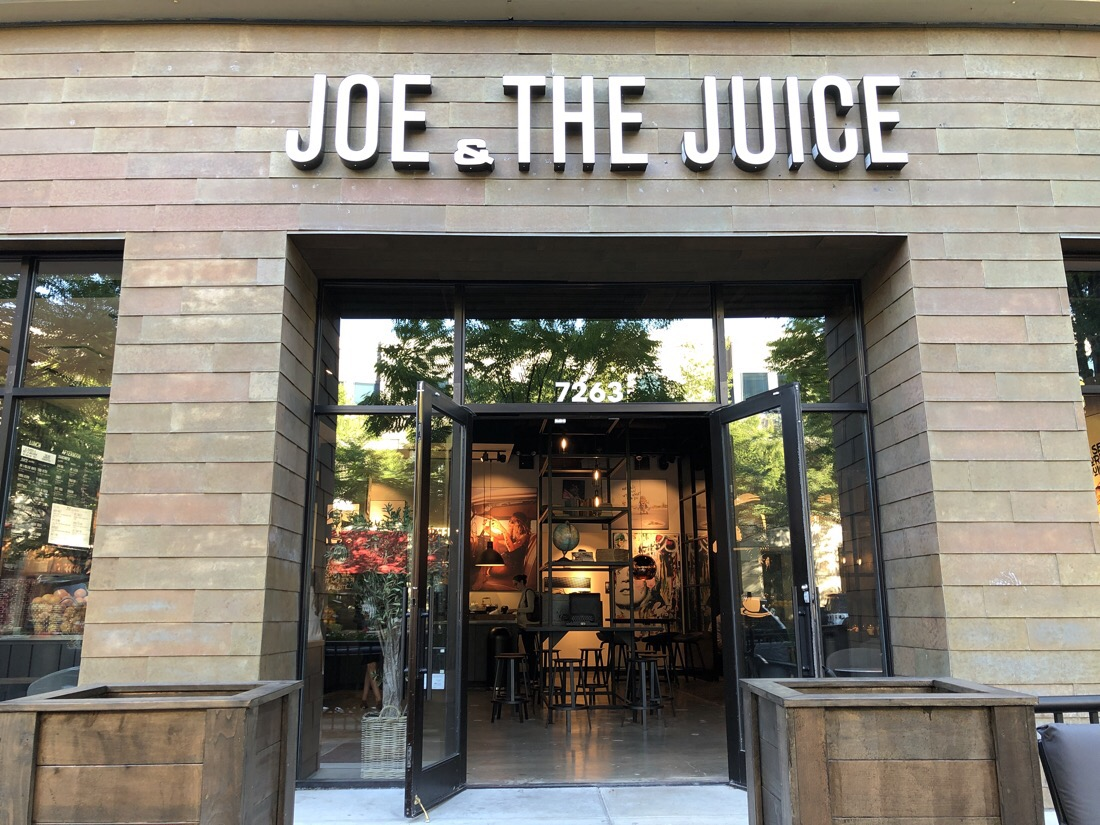Joe and the Juice in Bethesda, md