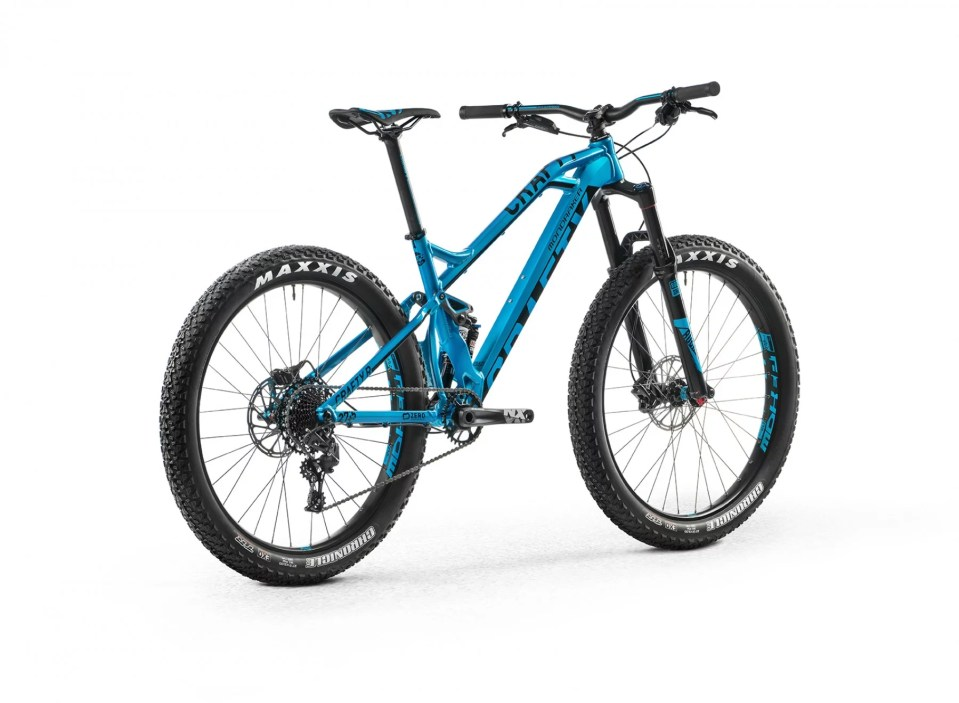 MONDRAKER CRAFTY R+ 2017